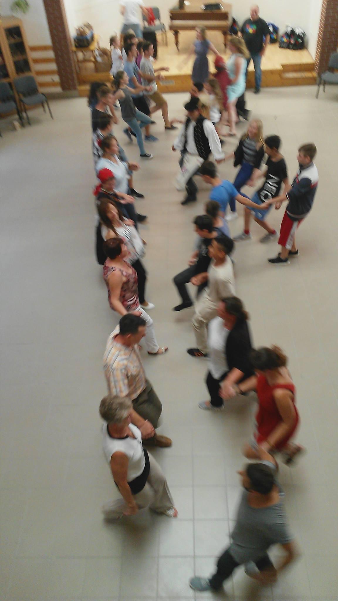Abschiedsabend mit ungarischen Tänzen