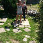 Bogenschiessen auf der Burg in Miskolc
