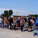 Besuch der Gedenkstätte Sachsenhausen