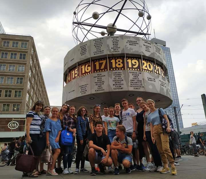 Read more about the article Jugendbegegnung Ukraine 2019