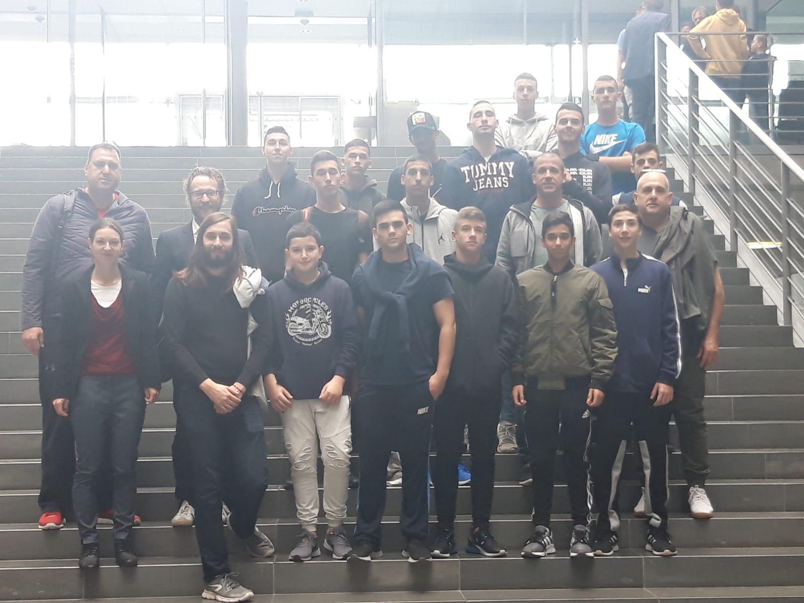 Jugendbegegnung Israel 2019